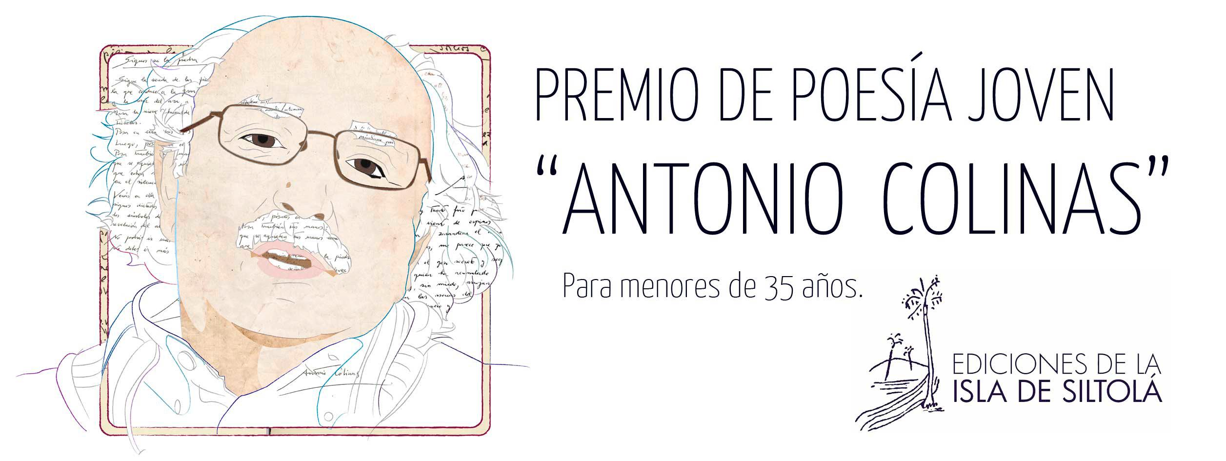 """II Premio de Poesía Joven """"Antonio Colinas"""""""