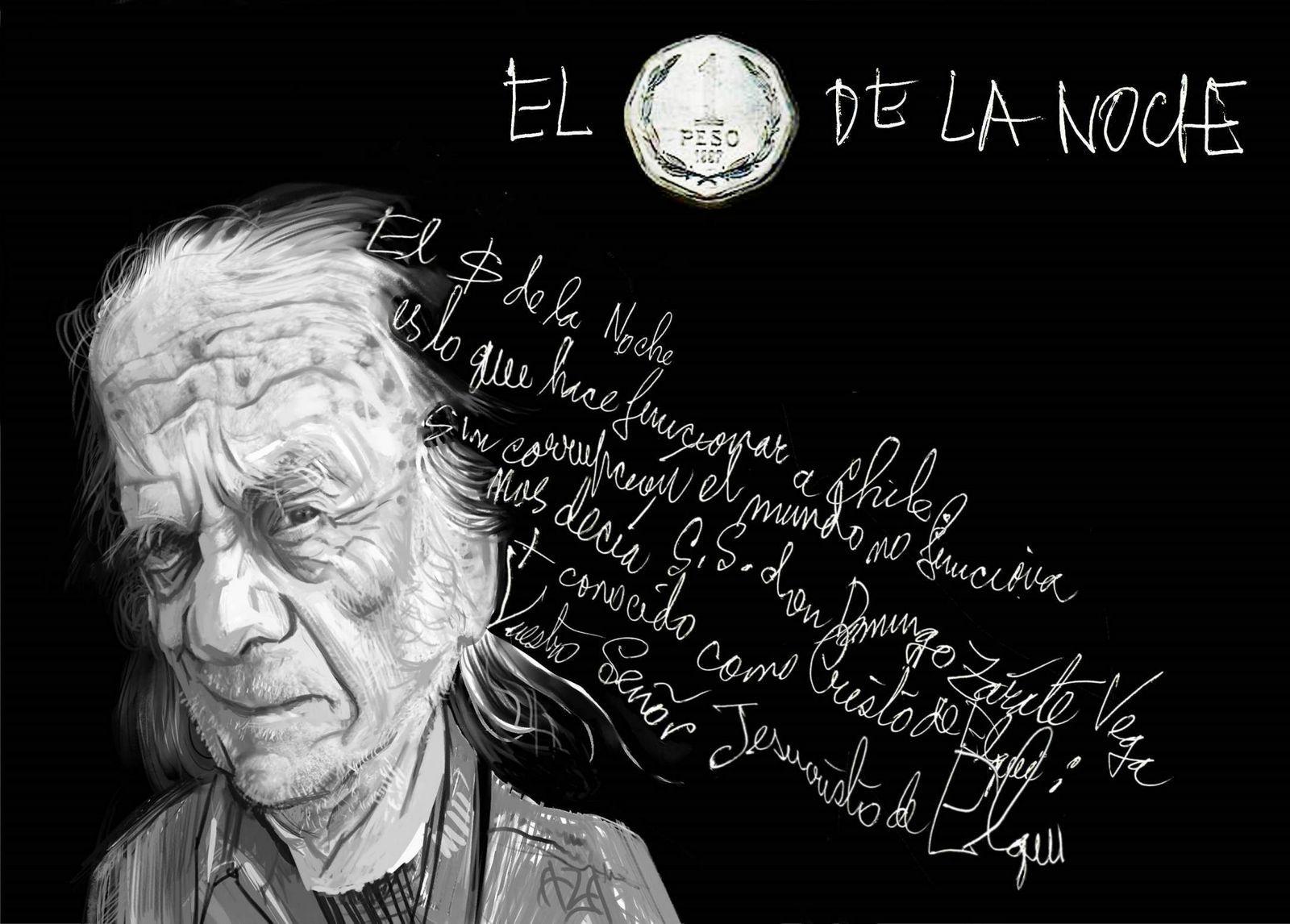 """I Premio de Poesía """"Nicanor Parra"""""""