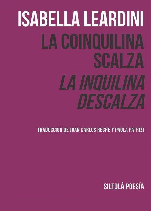 LA INQUILINA DESCALZA