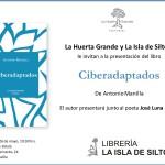 """Presentación del libro """"Ciberadaptados"""", de Antonio Manilla"""