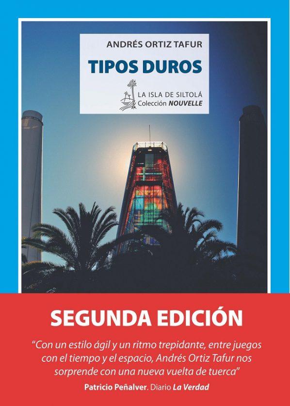 Cubierta TIPOS DUROS (2ª edición)
