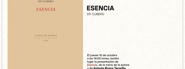 Presentación de ESENCIA